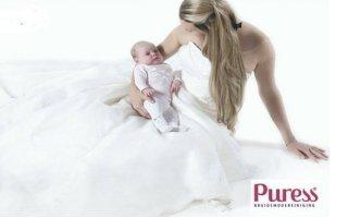 puress bruidsmodereiniging