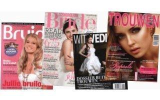 tijdschriften over trouwen