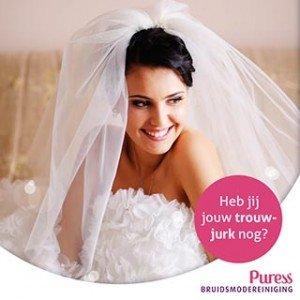 bruidsmodereiniging