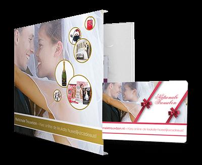 Huwelijkscadeau Online Naar Keuze De Nationale Trouwbon
